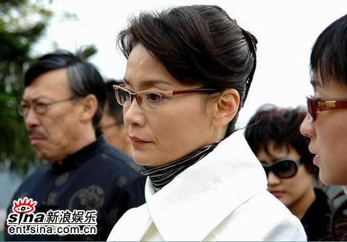 《灯火阑珊》潘虹专访:上海女人也吃麻辣(图)