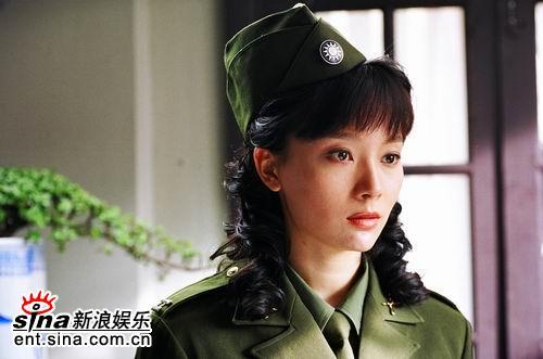 """《古城谍影》戏外惊悚陈数片场活见""""鬼""""(图)"""