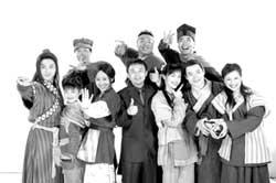 《武林外传》网上讨论热烈要和春晚抢观众(图)