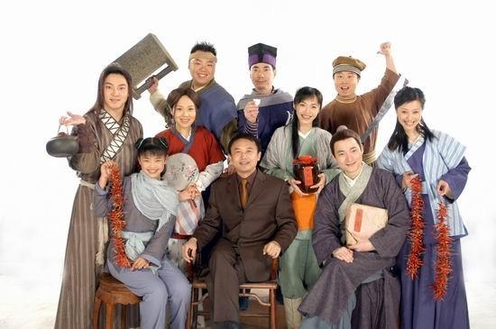 访《武林外传》导演尚敬:我们的时代需要笑声