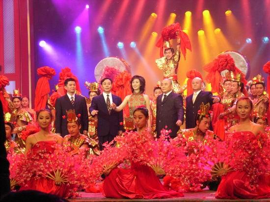 2006春节戏曲晚会央视三套除夕之夜播出(组图)