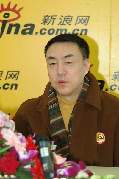2006春晚总导演郎昆大年初一独家做客新浪聊天