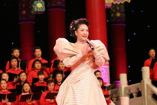 中国文学艺术界2006年春节大联欢即将重播(图)