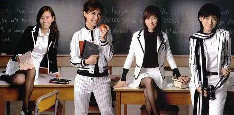 小说女生组合18日北京将助阵宿舍签售活动(图女生水瓶男暗恋一个图片