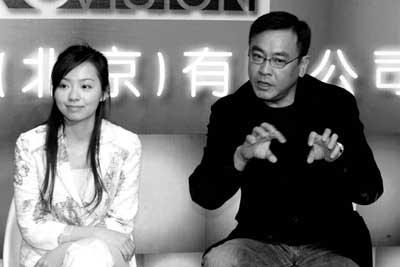 尔冬升首次执导电视剧张靓颖不演《新不了情》