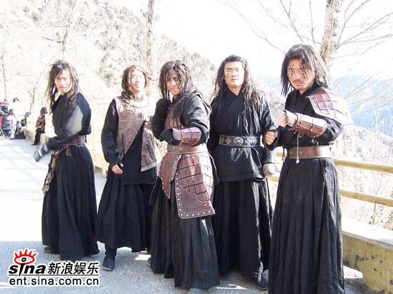 《龙门驿站》等剧组登门东方国际渐入佳境(图)