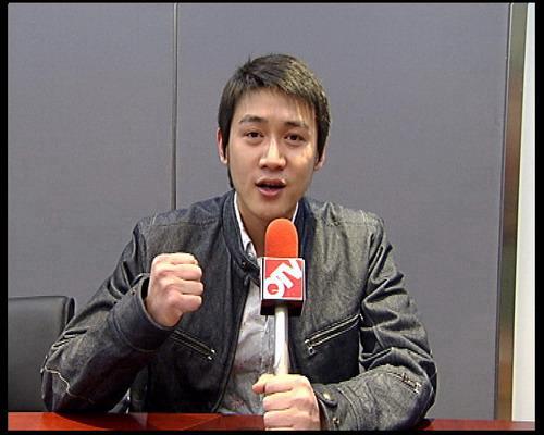 陆毅结婚在即报名参选《加油!好男儿》(附图)