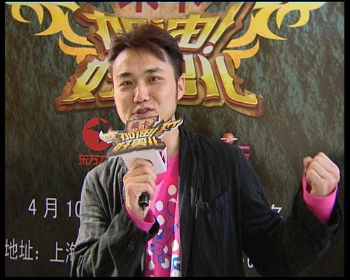 上海报名见闻:做导演是梦想好男儿是目标