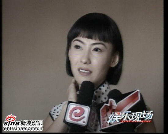 """《娱乐现场》预告:张柏芝被影迷""""围攻""""(图)"""