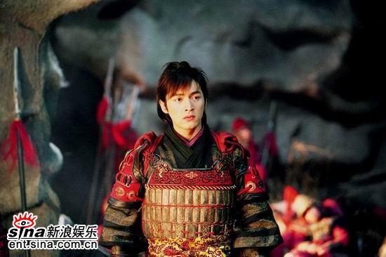 《少年杨家将》勤勉励志胡歌何润东苦中作乐