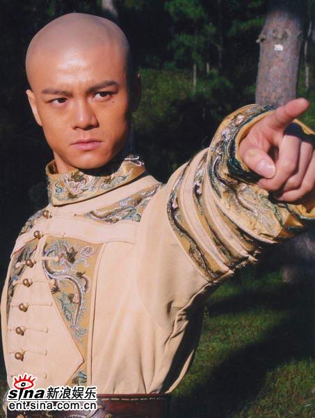 姜文唐以诺《清宫风云》饰父子两代皇帝各不同
