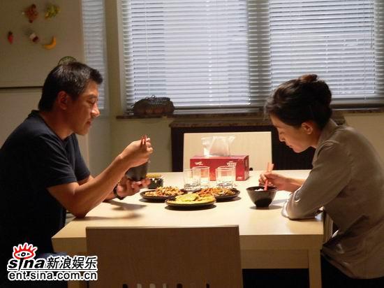 《张礼红的现代生活》热拍陈瑾丁勇岱共进晚餐