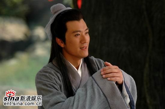 《天仙配》开机黄圣依杨子分饰七仙女董永(图)