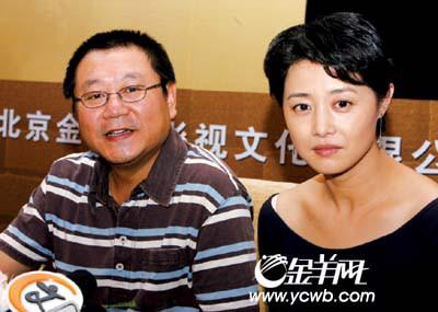 范伟转型笑匠变硬汉新片演警察与刘蓓合作(图)