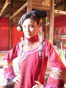 胡可《鹿鼎记》与黄晓明再度携手出任其大老婆