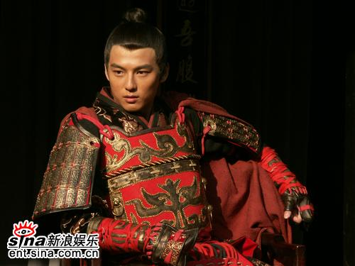 《少年杨家将》剧照曝光王晓明惹关注(组图)