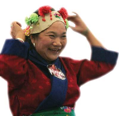 """准""""刘姥姥""""新鲜出炉生动的表演神似赵丽蓉"""