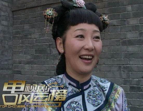 《电视剧风云榜》探班:徐帆冯远征再牵手(图)