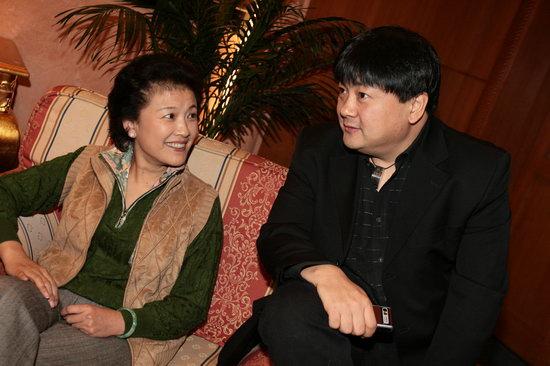 宋春丽洪剑涛主演《情系西西里》即将央视开播