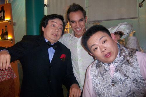 赢家选手石磊实现演员梦加盟贺岁情景喜剧(图)