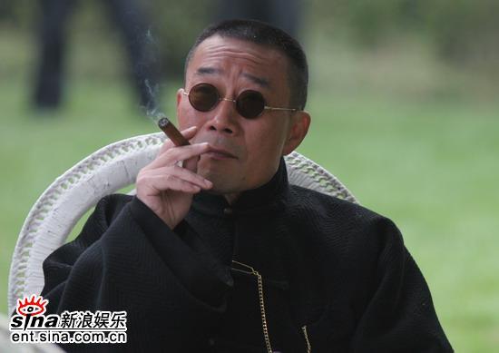 14时视频直播黄晓明《新上海滩》南京发布会