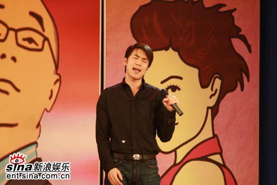 林依轮做客浙江卫视《太可乐了》大谈瘦身之道