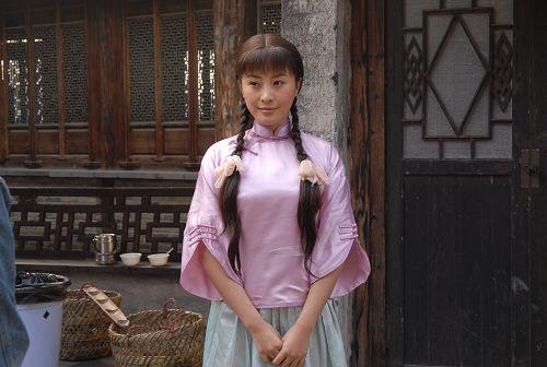《旗袍》杀青王雅捷三个月体验几十年变迁(图)