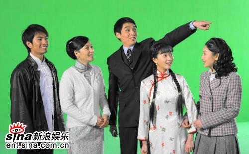 杜俊泽主演的《妈妈无罪》登场安徽卫视(图)