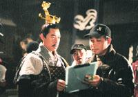 《秦始皇》遭观众质疑导演认为张丰毅面得合理