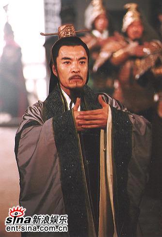 刘威谈《秦始皇》:要讲点儿观众爱看的事