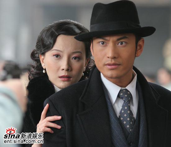 陈数成《新上海滩》黑马被誉知性女子最佳人选