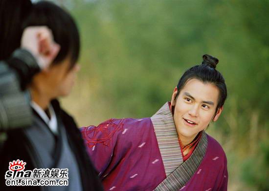 《少年杨家将》广州热播美男攻势拼杀荧屏(图)