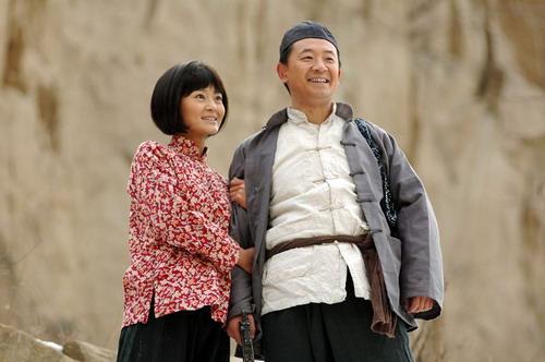 《光荣岁月》剧中黄海波王媛可再度合作(图)