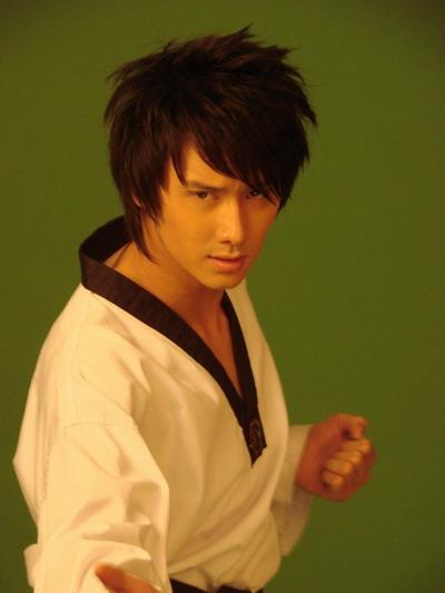 《逆转流星》邀巫迪文加盟首度挑战跆拳道(图)
