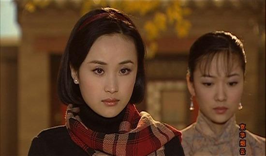 """《京华烟云》热播赵薇""""怕""""傅淼抢男友(组图)"""