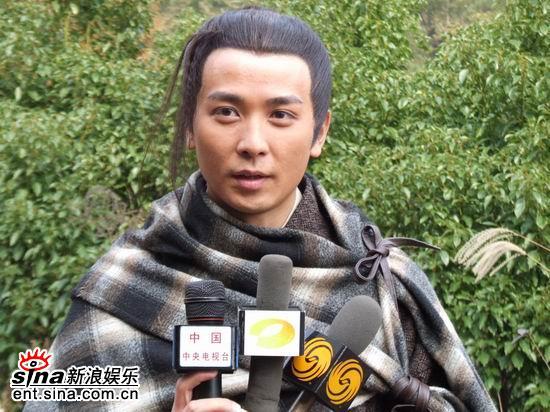 张铁林李小冉保剑峰主演《薛仁贵传奇》(组图)