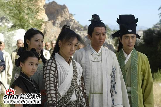 邓超版《少年包青天3》四川电视节受追捧(组图)