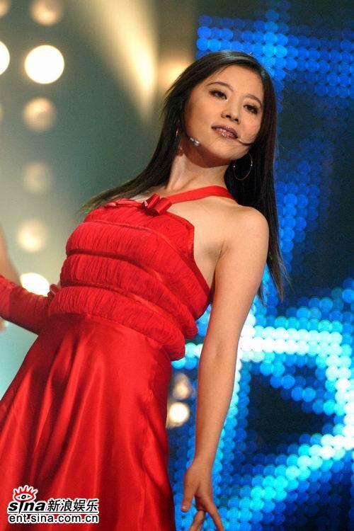 业余生活中,孙碧娜最大的爱好就是唱歌