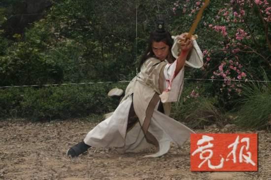揭密《碧血剑》武戏:袁承志是这样炼成(组图)