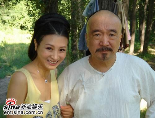 李保田《钦差大臣》与高榕大谈老少恋(组图)