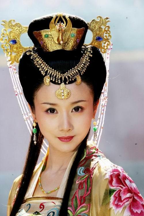 古装美女手绘最新版 唐朝