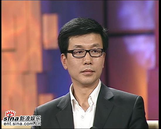 《鲁豫有约》专访《理发师》剧组成员(组图)