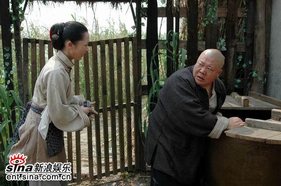 组图:《沙家浜》武汉宣传刘金山抢尽风头