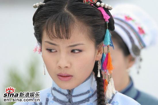 """美女刘涛""""小试牛刀""""放歌《大理公主》(组图)"""