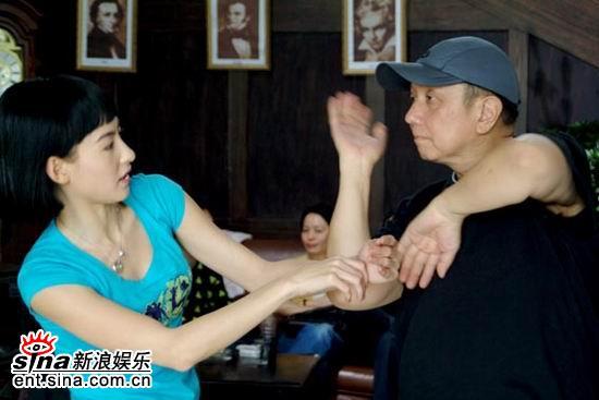 日本巨乳人体艺术-张柏芝-美女写_《周璇》摄影潘恒生收女弟子--张柏芝(组图)