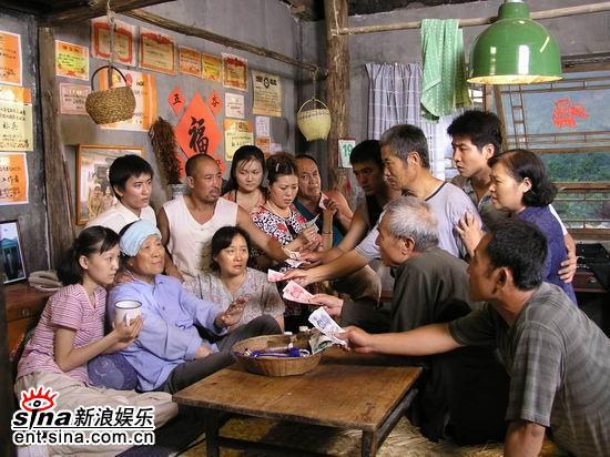 《老娘泪》收视夺冠主创集体重游长白山(组图)