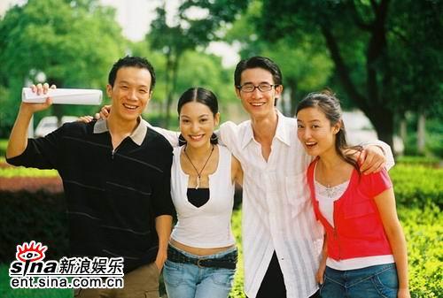 《派克式左轮》热播赵琳遭遇孙一明求婚(组图)