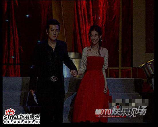 黄圣依:我和杨子的爱情是这样恋成的(组图)