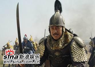 韩晓张丰毅《清宫风云》合作默契十足(组图)