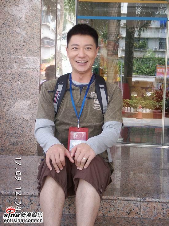 李宗翰《笨小孩》自毁形象演中国版阿甘(组图)